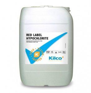 Kilco Red Label Dairy Hypochlorite